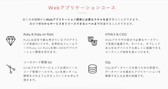 web app course