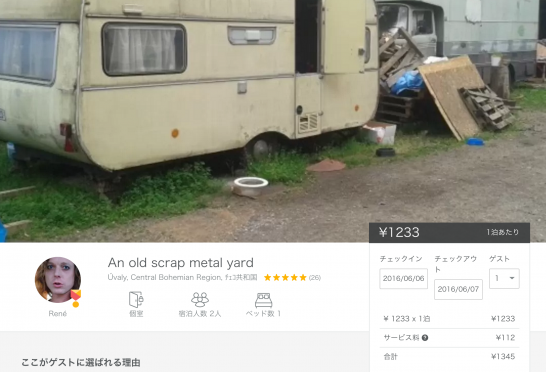 airbnb-Czech Republic